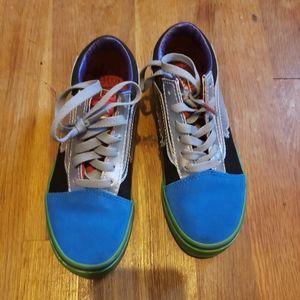 Van's x Marvel old Skool Avengers skate shoes